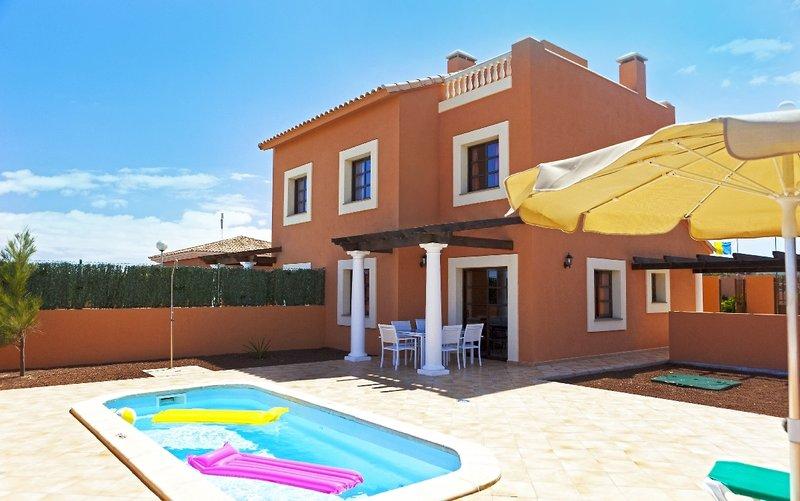 Ananda Resort Fuerteventura in Corralejo, Fuerteventura A