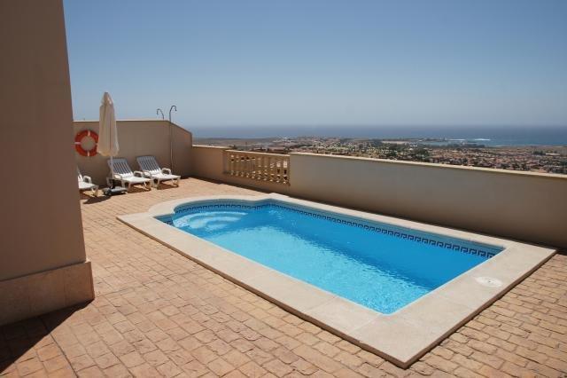 Villas Castillo in Caleta de Fuste, Fuerteventura P