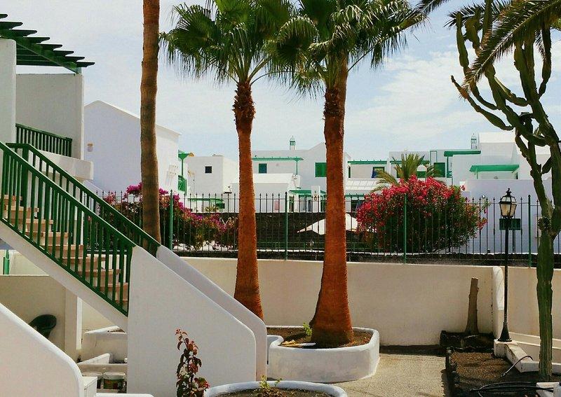 Apartamentos Tropicana in Tías, Lanzarote TE
