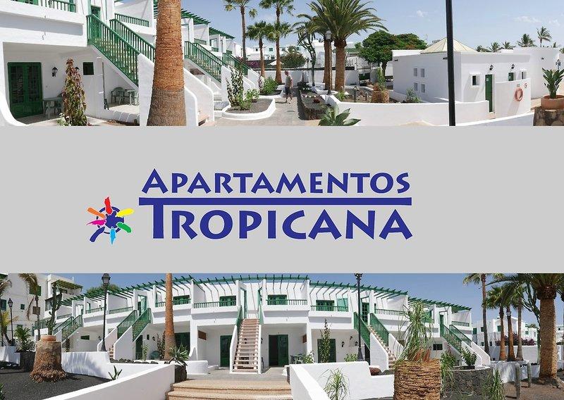 Apartamentos Tropicana in Tías, Lanzarote A