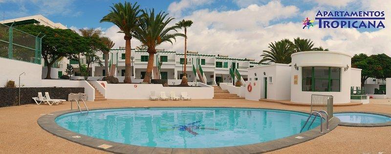 Apartamentos Tropicana in Tías, Lanzarote