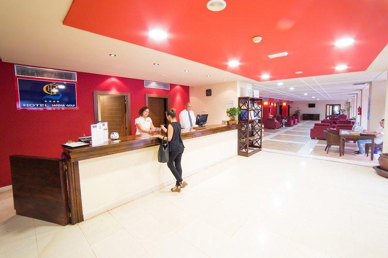 Hotel Jandia Golf in Morro Jable, Fuerteventura L