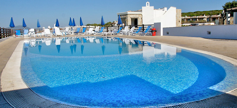 Vista Blu Resort in Alghero, Sardinien P
