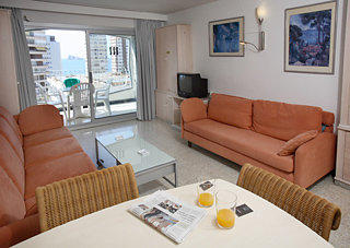 Belroy Apartamentos in Benidorm, Costa Blanca W
