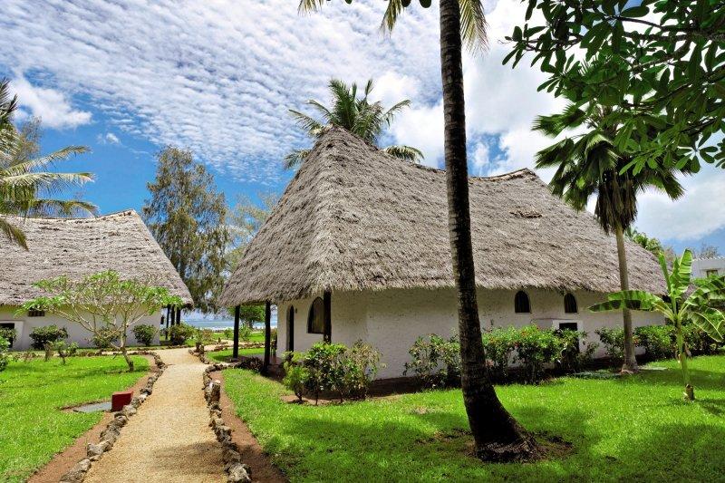 Kiwengwa Beach Resort in Kiwengwa Beach, Tansania - Insel Zanzibar
