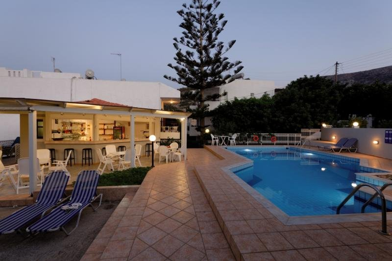 Remi Apartments in Stalida, Kreta BA
