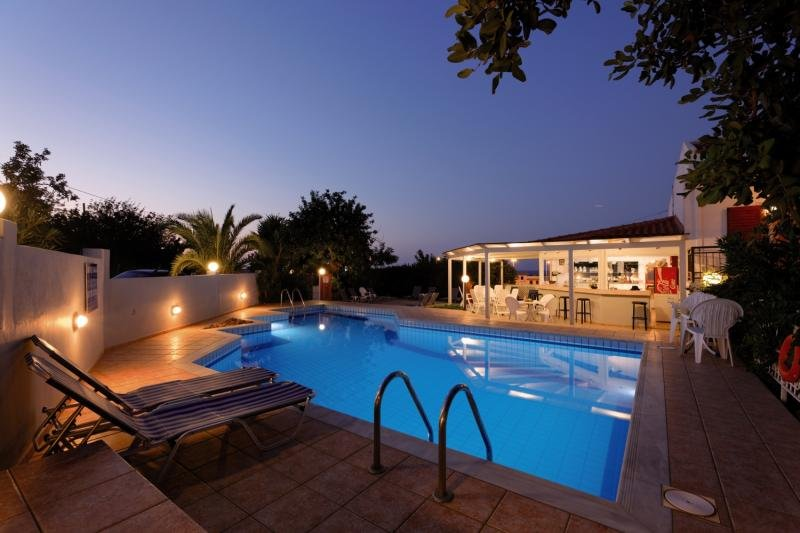 Remi Apartments in Stalida, Kreta