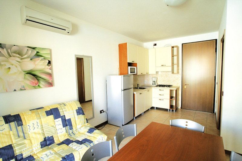 Residence Ai Ginepri in Caorle, Italienische Adria