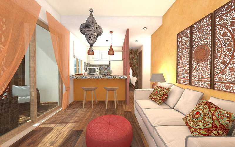 Alhambra Boutique Appartements in Playa del Inglés, Gran Canaria W