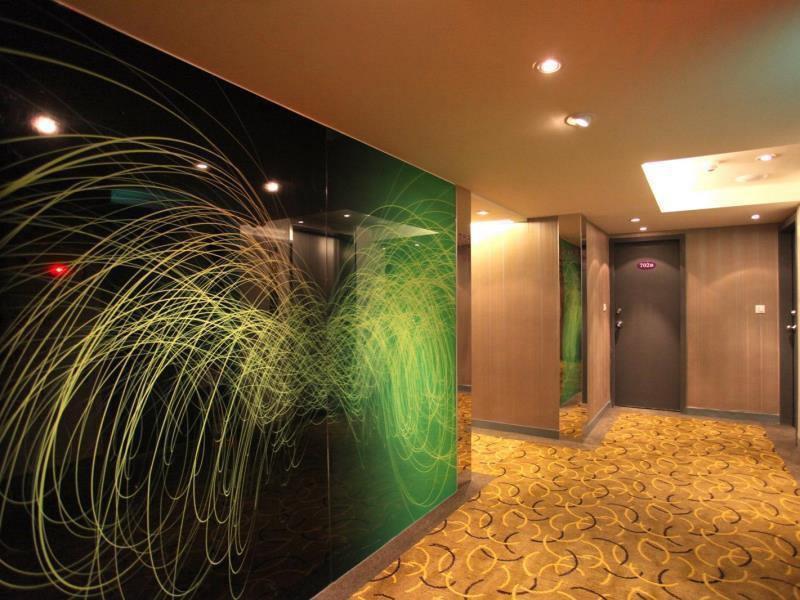 Ximen Citizen Hotel Main Building in Taipeh, Taiwan WEL