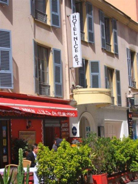 Nice Art in Nizza, Côte d'Azur