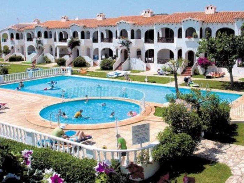 Els Girasols Gardens in Son Bou, Menorca