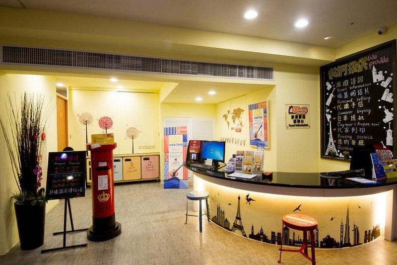 Go Sleep Hotel Hankuo in Taipeh, Taiwan