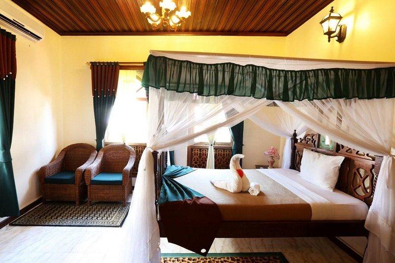 Tausi Palace Hotel in Stone Town, Tansania - Insel Zanzibar