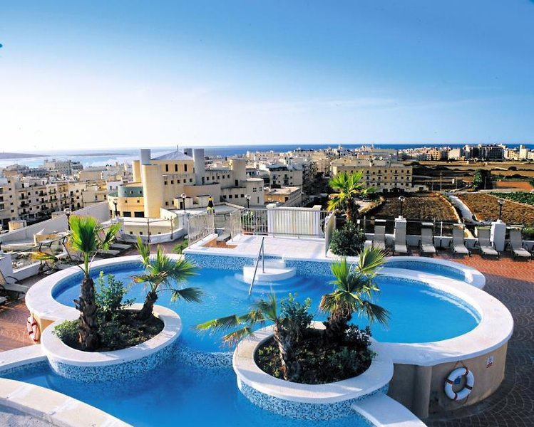 Sunflower Hotel in St. Paul's Bay, Malta P