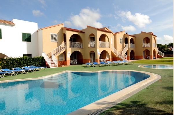 Apartaments Maribel Menorca in Cala Blanca, Menorca P