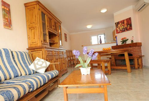 Apartaments Maribel Menorca in Cala Blanca, Menorca W