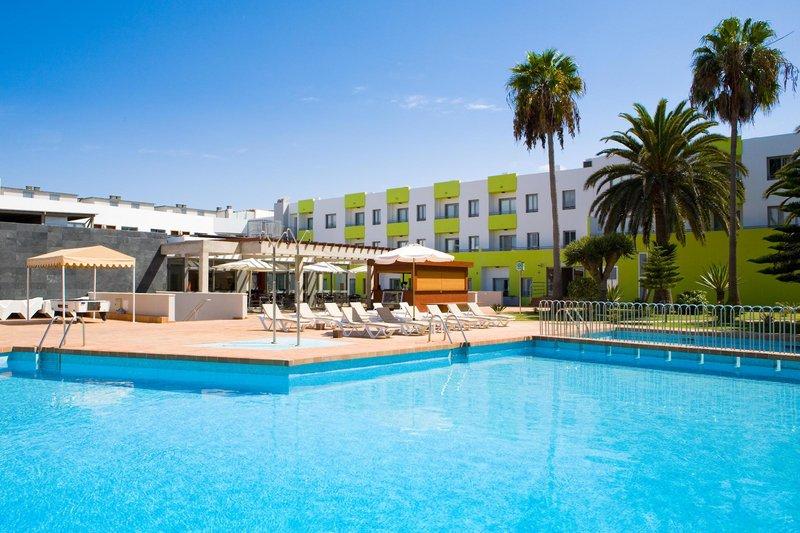 Hotel THe Corralejo Beach in Corralejo, Fuerteventura P