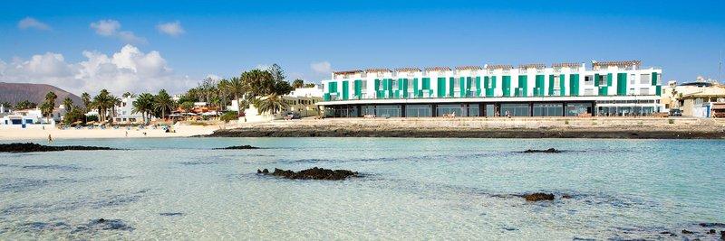 Hotel THe Corralejo Beach in Corralejo, Fuerteventura A