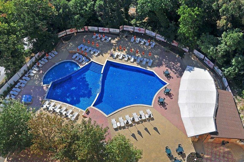 Paradise Green Park Hotel & Apartments in Goldstrand, Riviera Nord (Goldstrand) P