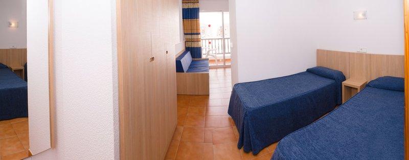 Apartamentos Central Park in Sant Antoni de Portmany, Ibiza
