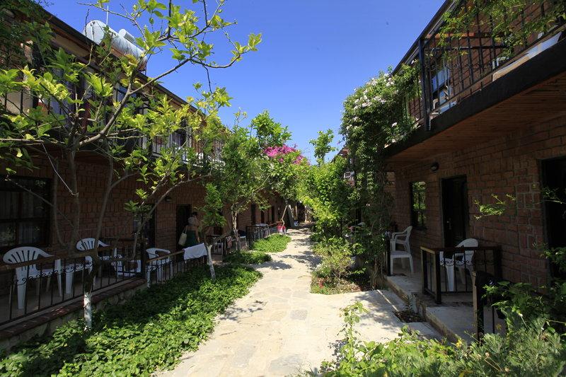 Leda Beach Hotel in Side, Türkische Riviera GA