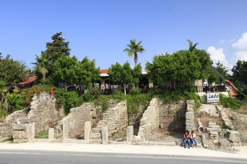 Leda Beach Hotel in Side, Türkische Riviera LS