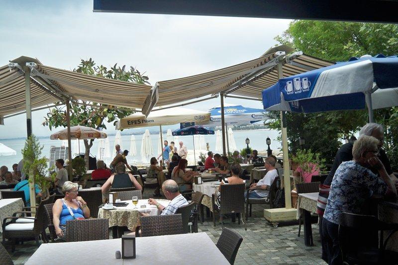 Leda Beach Hotel in Side, Türkische Riviera R
