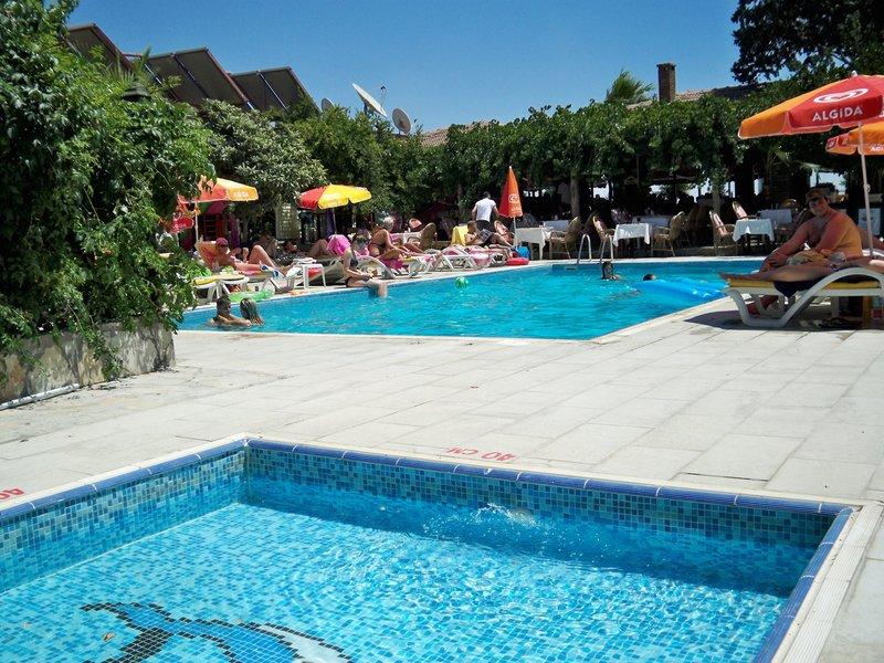 Leda Beach Hotel in Side, Türkische Riviera P
