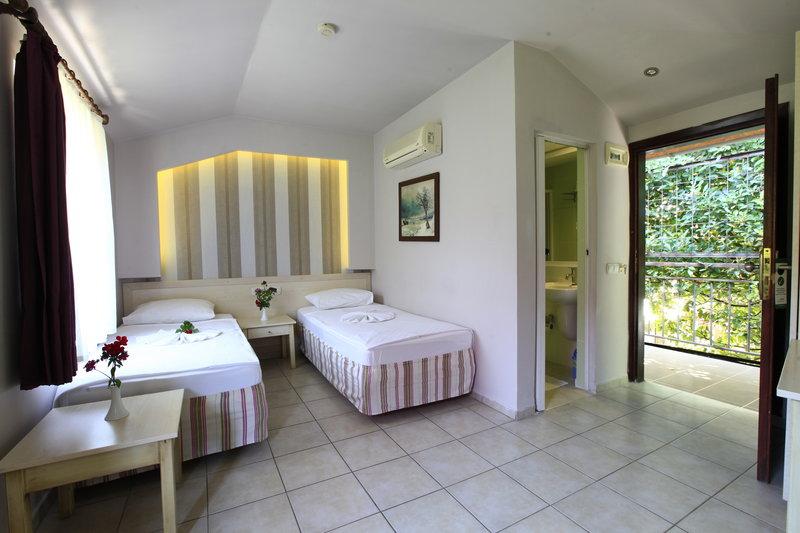 Leda Beach Hotel in Side, Türkische Riviera W