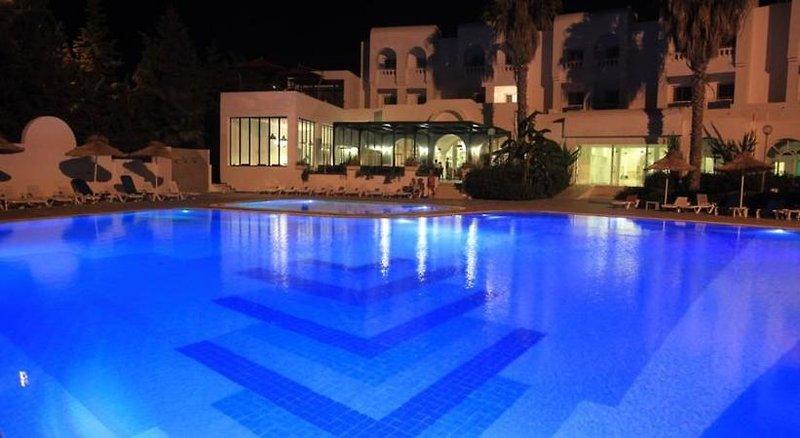 Hotel Menara in Hammamet, Hammamet P