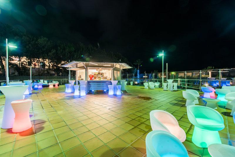 Hotel THB Tropical Island in Playa Blanca, Lanzarote BA