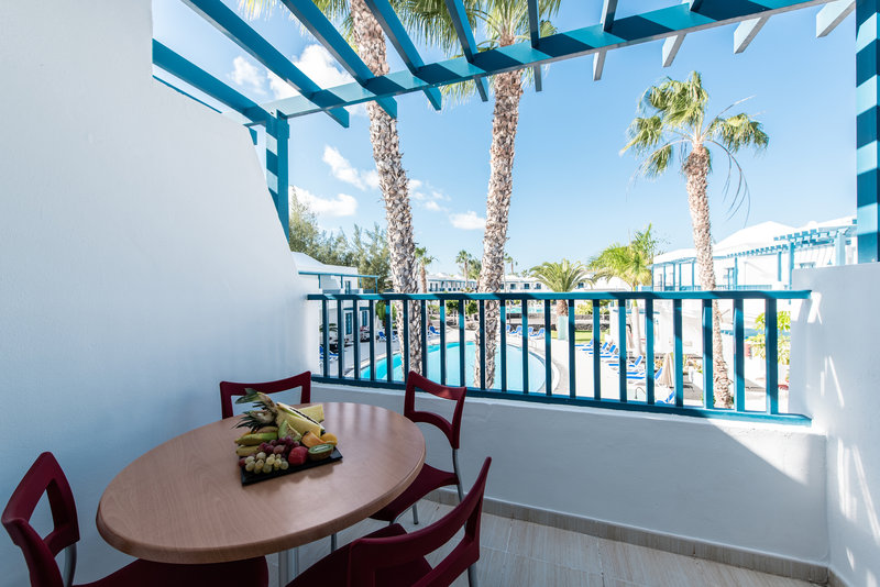 Hotel THB Tropical Island in Playa Blanca, Lanzarote W