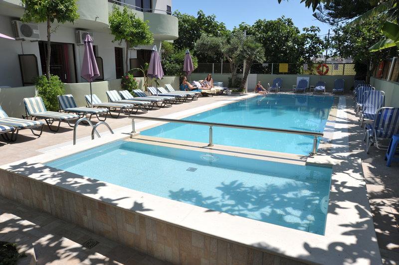Anseli Hotel Apartments Studios in Kremasti, Rhodos P