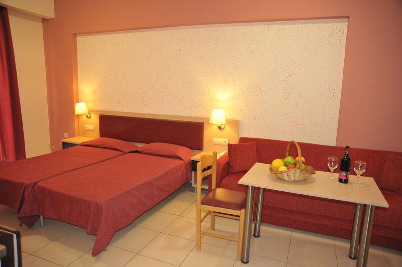 Anseli Hotel Apartments Studios in Kremasti, Rhodos W