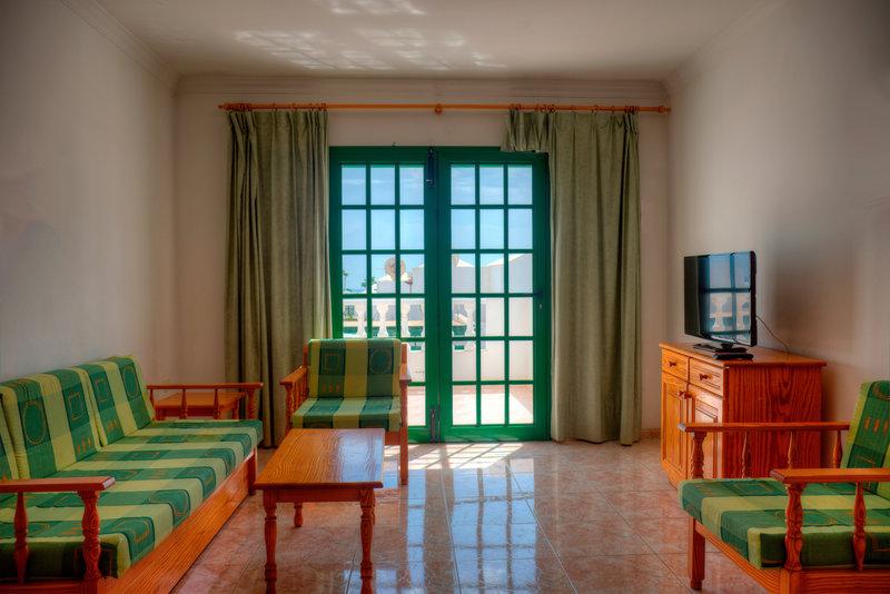 Apartamentos Tisalaya in Puerto del Carmen, Lanzarote W
