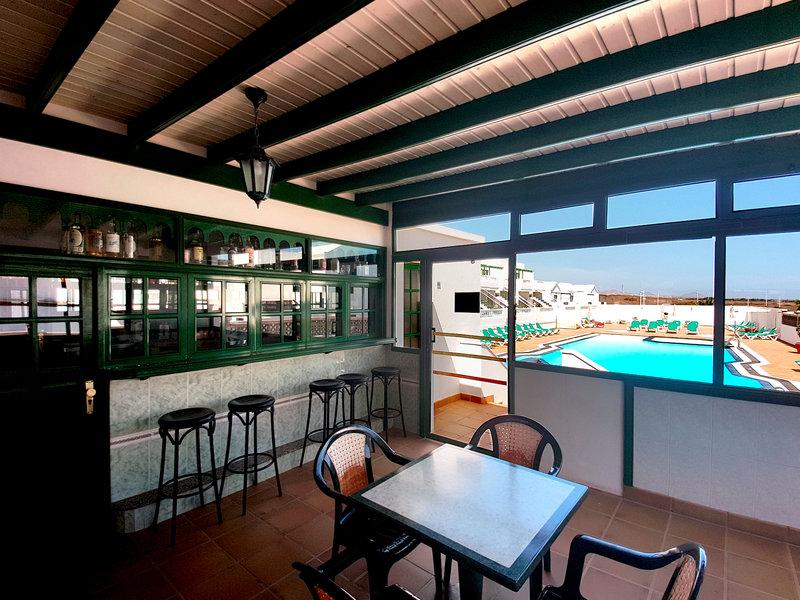 Apartamentos Tisalaya in Puerto del Carmen, Lanzarote
