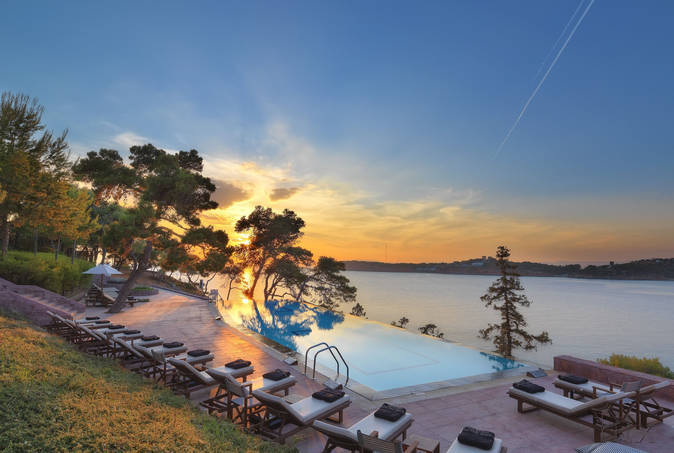 Arion Resort & Spa in Vouliagmeni, Athen & Umgebung P