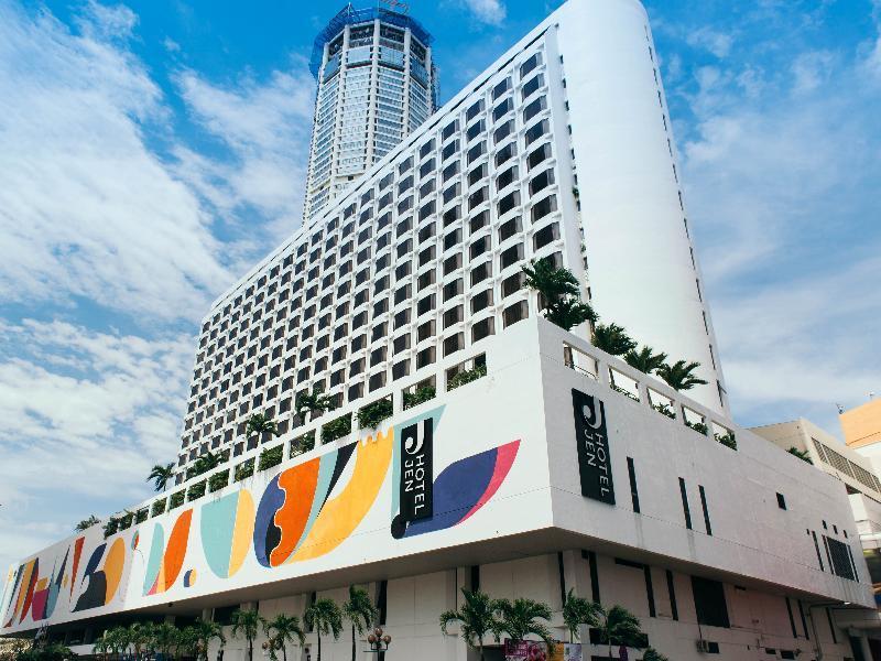 Hotel Jen Penang in Insel Penang, Malaysia - Pulau Penang A