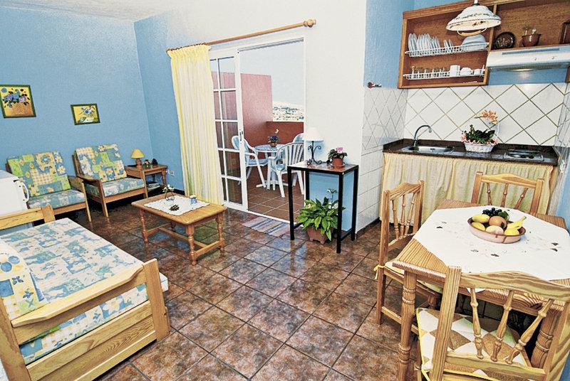Apartamentos La Barranquera in Los Llanos de Aridane, La Palma