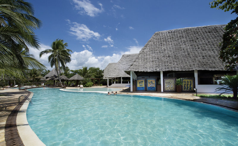 Uroa Bay Beach Resort in Uroa, Tansania - Insel Zanzibar P