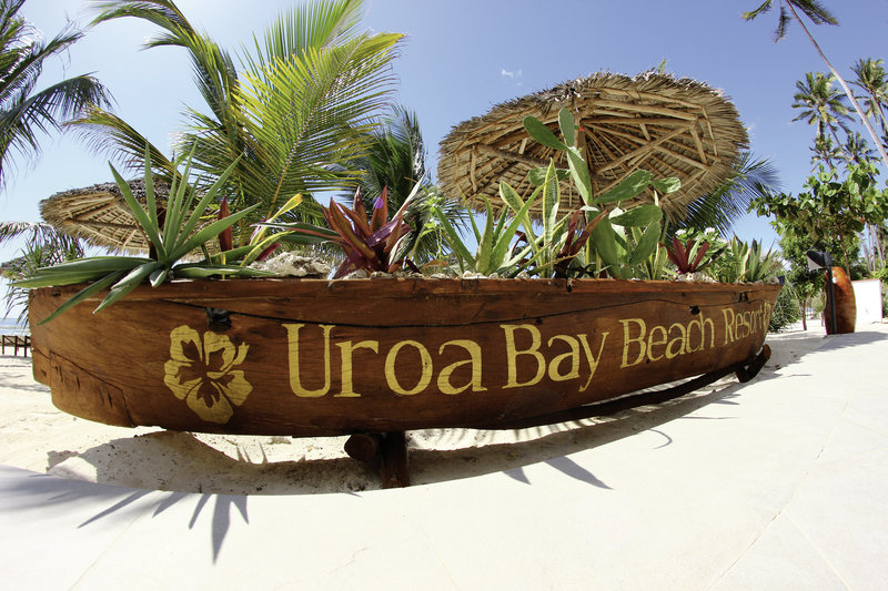 Uroa Bay Beach Resort in Uroa, Tansania - Insel Zanzibar A