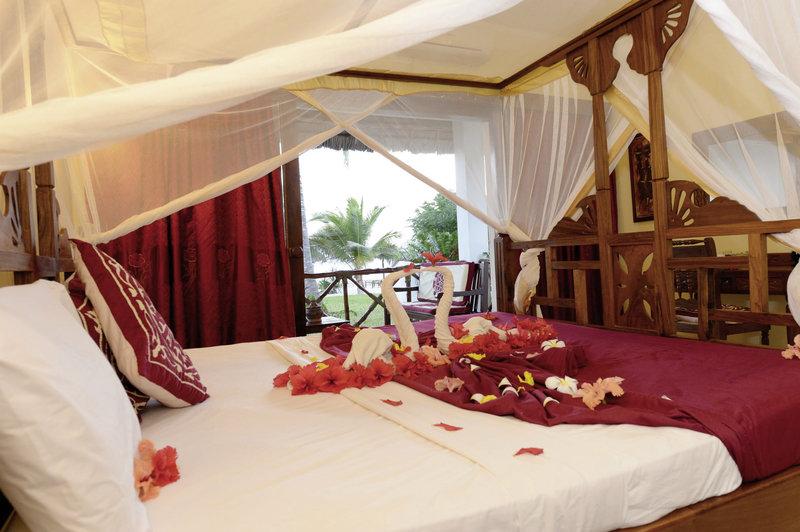 Uroa Bay Beach Resort in Uroa, Tansania - Insel Zanzibar W