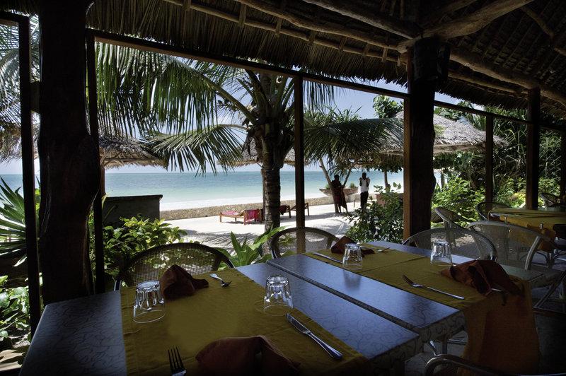 Uroa Bay Beach Resort in Uroa, Tansania - Insel Zanzibar R
