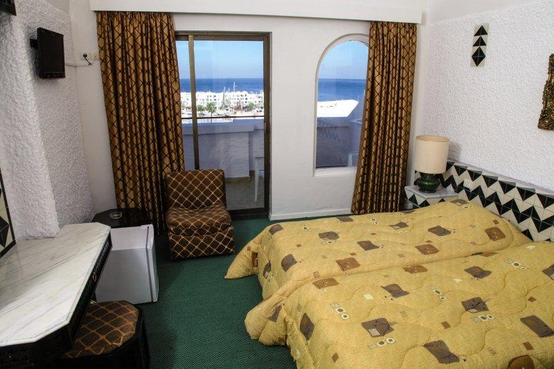Hotel Hannibal Palace in Port el Kantaoui, Monastir & Umgebung W