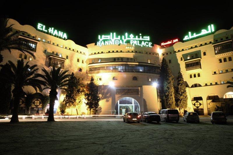 Hotel Hannibal Palace in Port el Kantaoui, Monastir & Umgebung A
