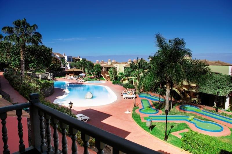 Apartamentos Oasis San Antonio in Playa de Los Cancajos, La Palma P