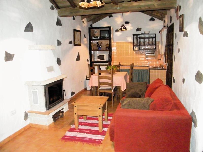 Casa La Vega in Agulo, La Gomera L