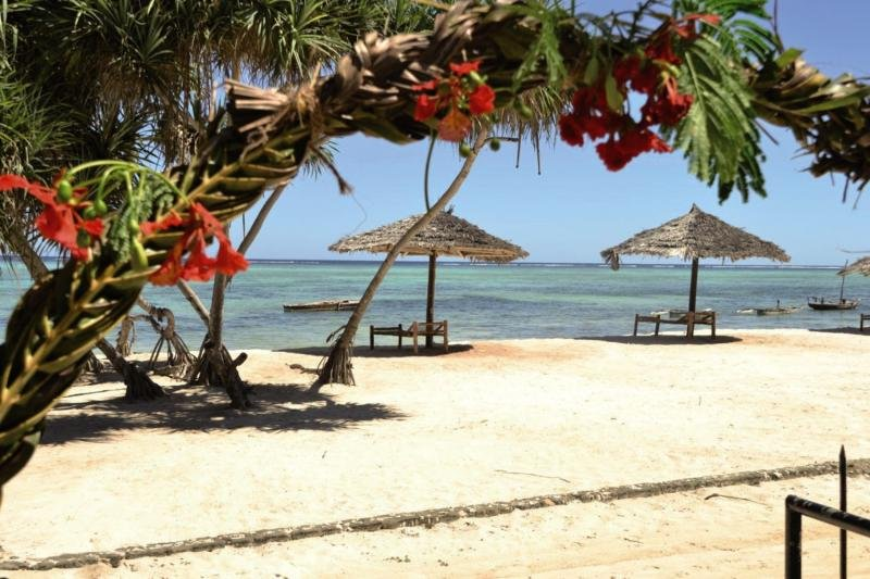 La Madrugada Beach Resort in Makunduchi, Tansania - Insel Zanzibar S