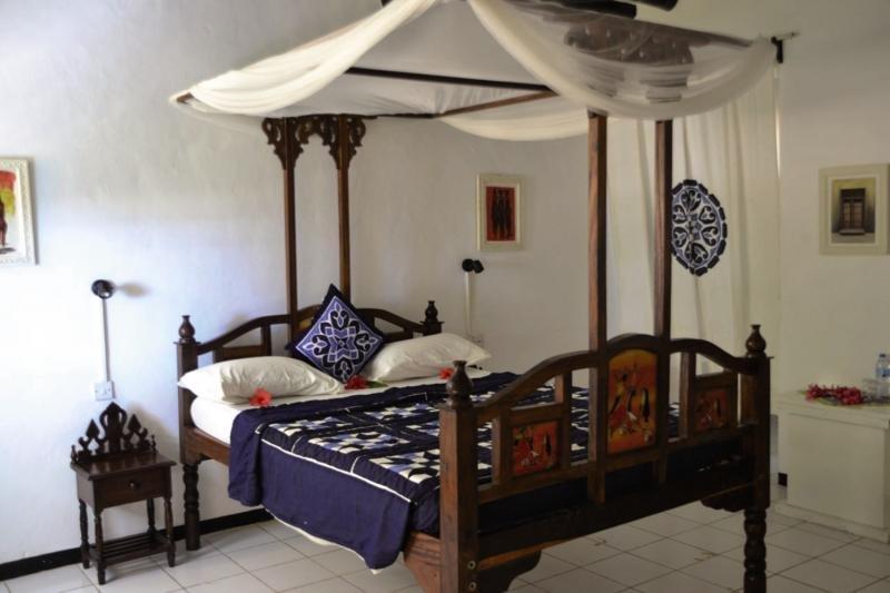 La Madrugada Beach Resort in Makunduchi, Tansania - Insel Zanzibar W
